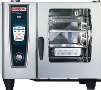 Пароконвектомат Rational Self Cooking Center SCC 61G газ